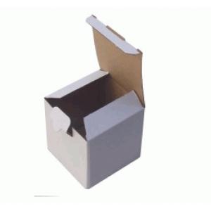 10,5x10,5x10,5cm Kutu Beyaz