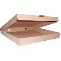 23,5x23,5x3cm Küçük Boy Pizza Kutusu