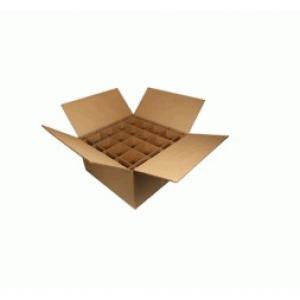43,5x29x9cm Seperatörlü Çay Bardağı Kolisi