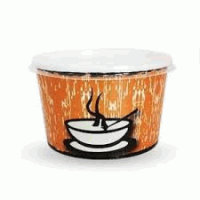Karton Çorba Kasesi [100 Adet]