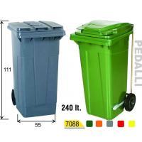 240 Lt Plastik Çöp Konteyner