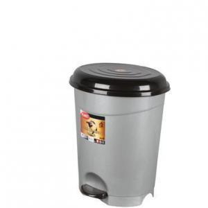 Plastik 12 Lt Pedallı Çöp Kovası