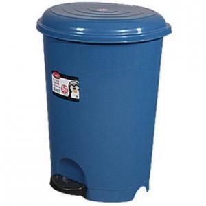Plastik 50 Lt Pedallı Çöp Kovası
